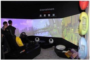 激光电视成为行业主流 长虹拿科技赋能家电业