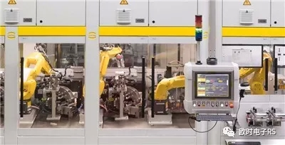 连接器:工业机器人的筋骨脉络