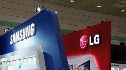 三星电子将推出采用LG Display液晶面板的电视