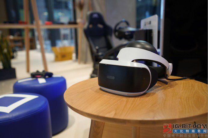 蓄势爆发!2018年VR头显市场及技术分析