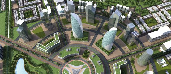 NFF智云链将积极参与中国智能楼宇的建设