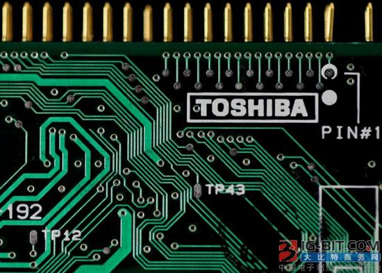 东芝公司考虑将其存储芯片业务上市