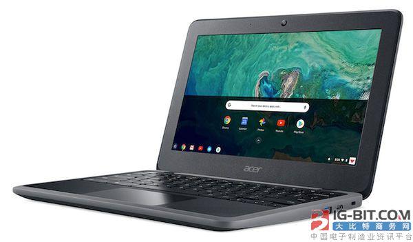 宏碁推出Chromebook 11 C732/Spin 11笔记本电脑