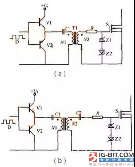 高频谐振电路波形