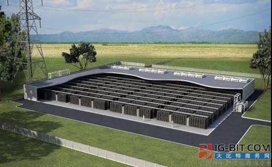 签署180MWh储能电站合同 总投资约2.3亿元