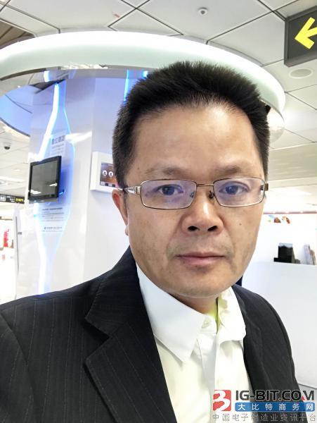 Qorvo公司亚太区销售总监Charles Wong