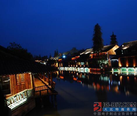 景观照明热度不减 1000个特色小镇造就千亿照明市场