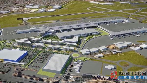 台达为持续扩建的澳大利亚阿德莱德机场提供模块化UPS解决方案
