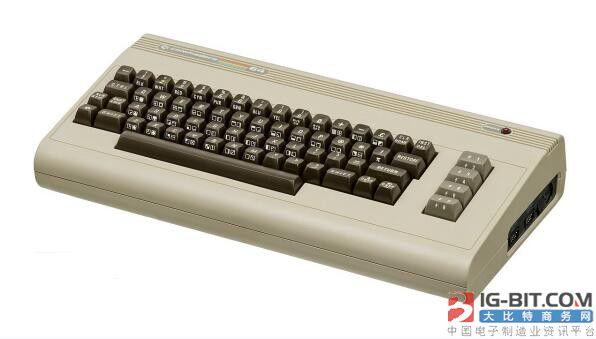 复刻三十六年前的电脑:Commodore 64下月开售