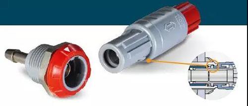 ODU MEDI-SNAP ®塑料外壳连接器适用于医疗技术领域的高端连接需求