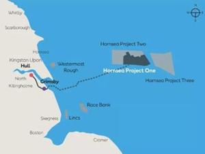 世界最大规模离岸风电场域位于英国伦敦外海 占地407平方公里