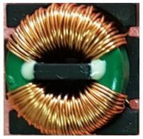 共模电感结构对开关电源EMI的影响
