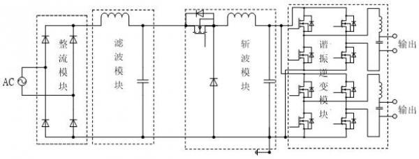 超声电机驱动电源整流斩波电路设计