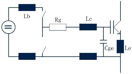 驱动参数对 IGBT 开关性能的影响