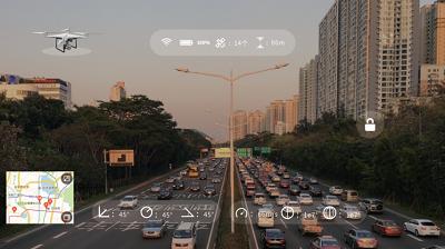 睿悦信息Nibiru联合耐德佳Ned+发布无人机AR监控方案