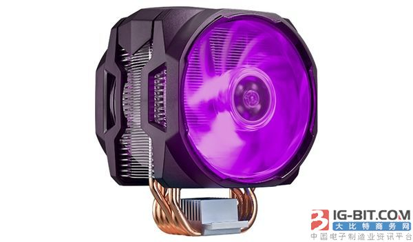 颜值性价兼备!酷冷至尊T610P散热器喜获iF设计大奖