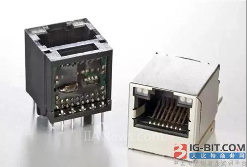 魏德米勒全新RJ45 PCB插座:工业以太网的有效连接装置