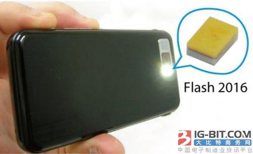 日本手机节节败退,手机LED市场已具国产化基础