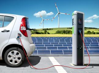 2018新能源汽车将达百万级 多方力量共同解决充电难题