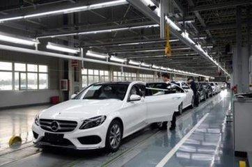 北汽携手戴姆勒打造全新豪华车生产基地 加大布局新能源汽车领域