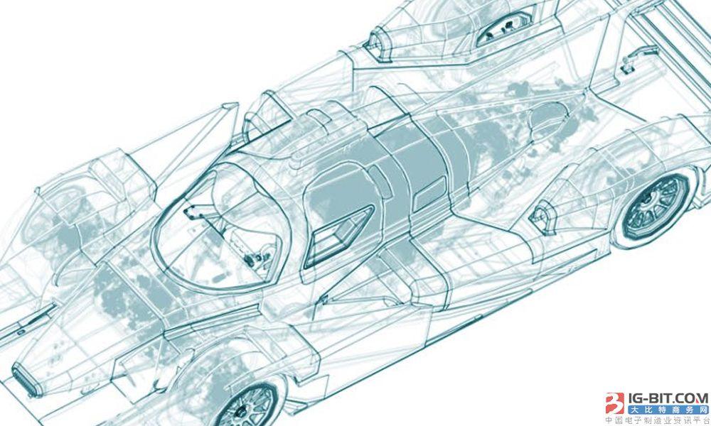 [WEC] Perrinn Project 424赛车考虑采用FE电机作为动力总成