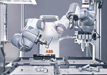 东南亚首个人机协作机器人生产基地在新加坡设立