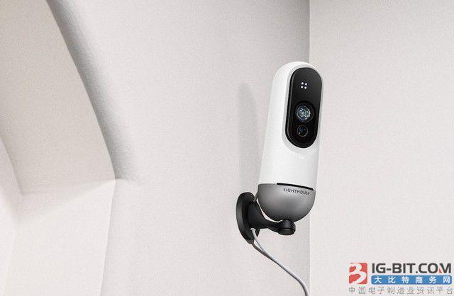 Lighthouse推安防AI摄像头 内置全新的3D传感器