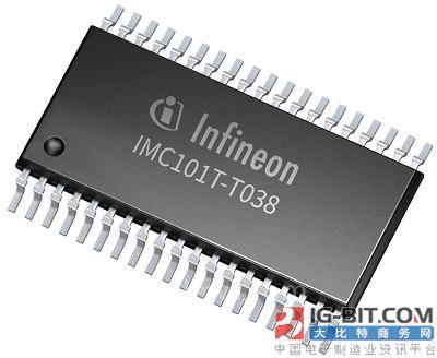 iMOTION IMC100:高性能电机控制IC系列
