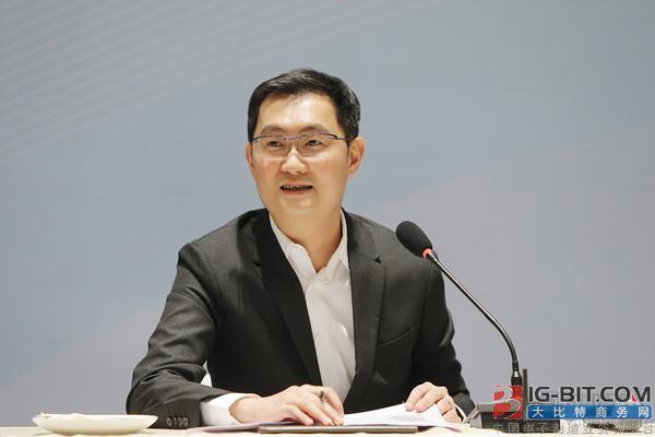 """全国两会:马化腾的医疗提案越发""""技术流"""" 透视腾讯2018年医疗战略"""