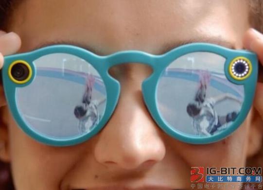 传Snap二代Spectacles智能眼镜今年秋季上市
