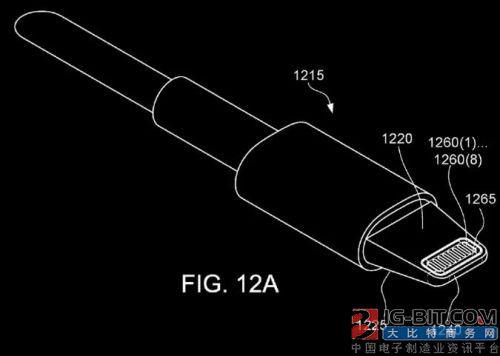 苹果申请防水Lightning和USB-C连接器专利