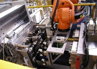 2017年沈阳机器人产业产值90亿元 同比增28.6%