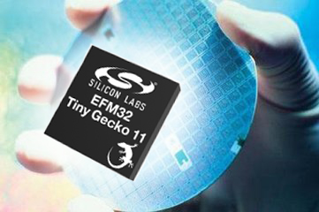 Silicon Labs 新推出 EFM32™ Tiny Gecko微控制器(MCU)