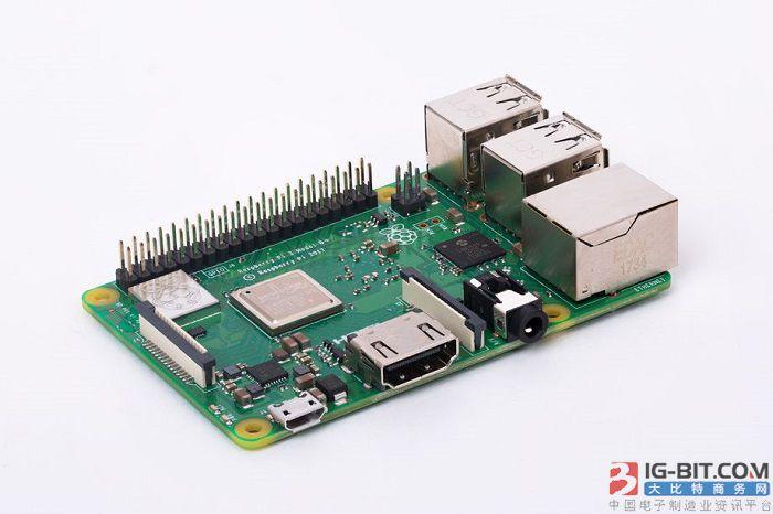 新款树莓派发布:支持5GHz Wi-Fi和蓝牙4.2