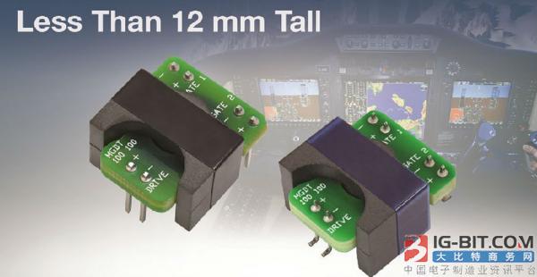 Vishay推出采用平面封装的新款小型栅极驱动变压器,可显著节省空间