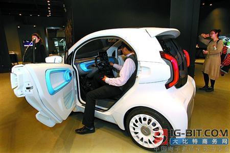 全球首款量产3D打印电动车XEV亮相3D打印文化博物馆