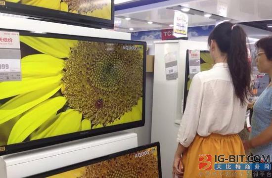 8K电视元年开启 中国有望领跑8K面板市场