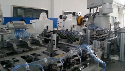 技术应用 | Spider67在连接器装配设备行业的应用