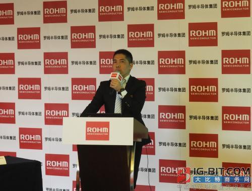 ROHM带来Nano Energy技术,物联网设备奔向节能无极限