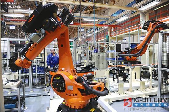 智能制造 引领陕西制造业迈向高端
