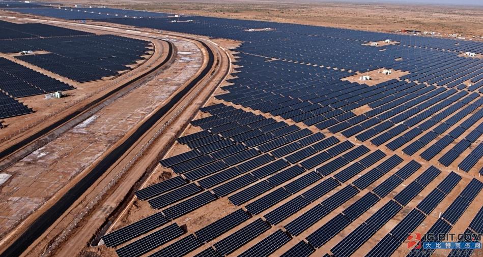 埃及最大太阳能光伏电站正式启动建设