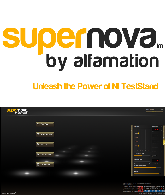 Alfamation发布最新Supernova 4.0软件,进一步简化测试周期