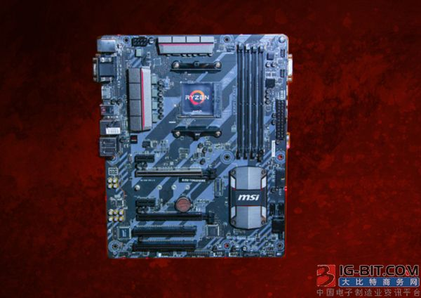 AMD外包芯片组设计 祥硕赚发年收入暴涨45%