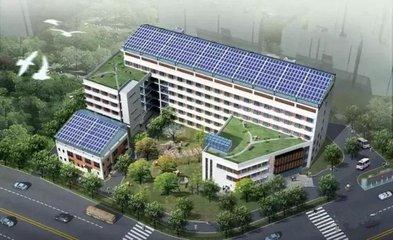 晶澳太阳能为约旦最大屋顶光伏项目供应全部光伏组件