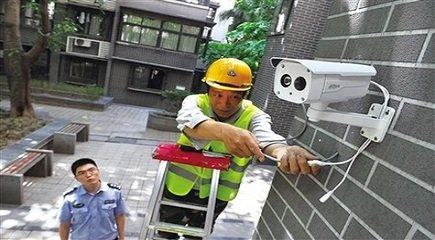 弱电安防监控管理系统安装技术