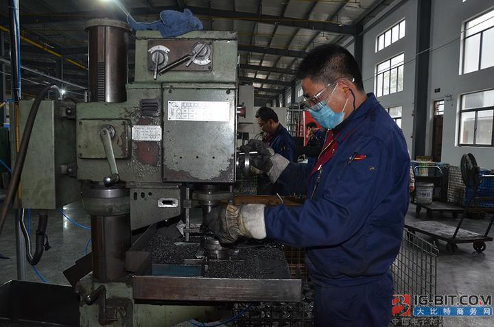 SKF球轴承项目正式在新昌县启动生产