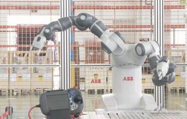 ABB携手创研智能 推广工业机器人及自动化技术的深入应用