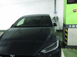 2018年江苏将建1870个充电桩城区建设3公里充电圈