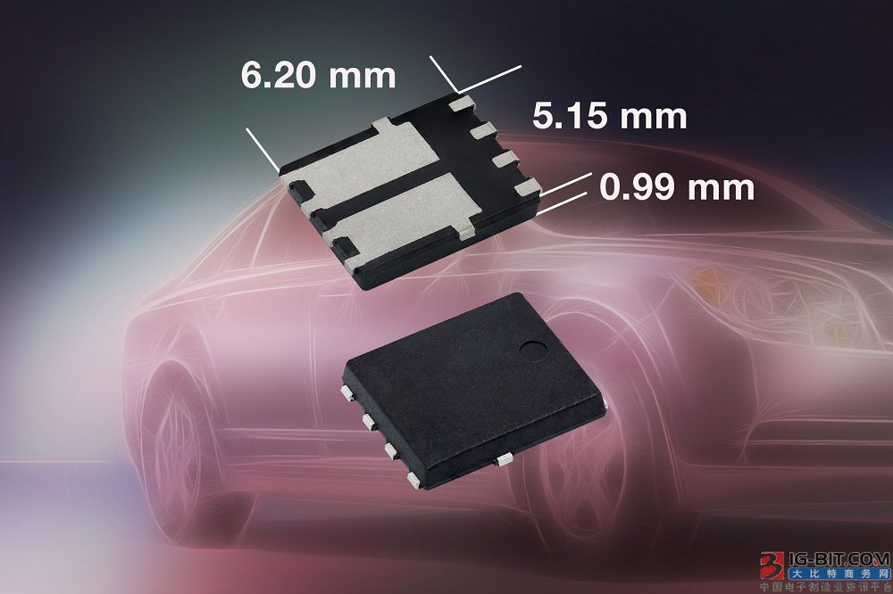 Vishay新款FRED Pt® Ultrafast整流器可大幅提高功率密度、性能效率和设备可靠性