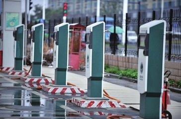 2018年中山市公共场所充电基础设施建设计划